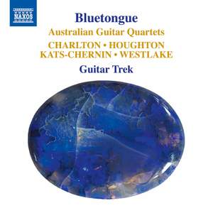Bluetongue - Australian Guitar Quartets