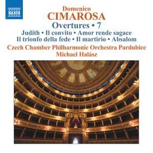 Cimarosa: Overtures, Vol. 7