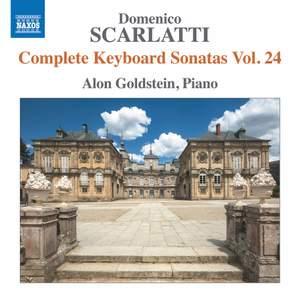 Domenico Scarlatti: Complete Keyboard Sonatas Vol. 24