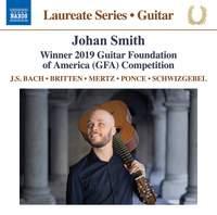 Guitar Laureate: Johan Smith