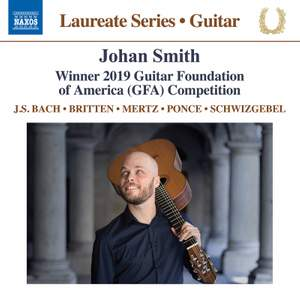 Guitar Laureate: Johan Smith