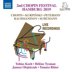 Chopin: 2nd Chopin Festival Hamburg 2019 Product Image