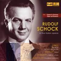 Rudolf Schock in five Italian operas