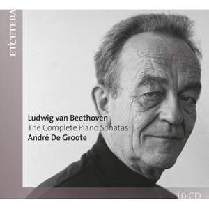 Beethoven: The Complete Piano Sonatas Product Image