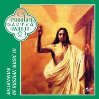 Millennium of Russian Music, Vol. 3