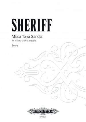 Sheriff, Noam: Missa Terra Sancta