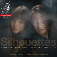 Silhouettes: Music by Debussy, Milhaud, Clarke & Werkman