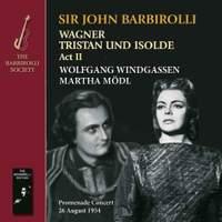 Wagner: Tristan und Isolde – Act II