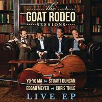 The Goat Rodeo Sessions Live EP