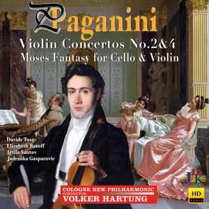 Paganini: Violin & Cello Works