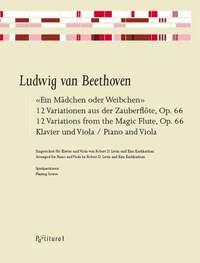 Ludwig van Beethoven: Ein Mädchen oder Weibchen