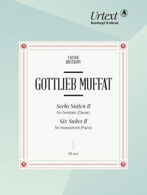 Gottlieb Muffat: Suites for Harpsichord (Piano) Product Image