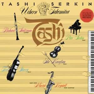 Webern & Takemitsu: Chamber & Piano Works