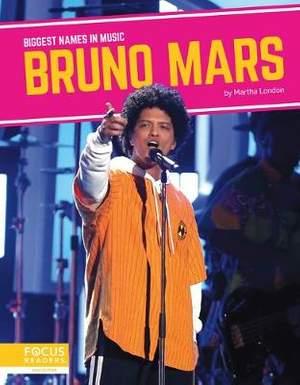 Biggest Names in Music: Bruno Mars