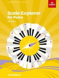 Scale Explorer for Piano, Grade 1
