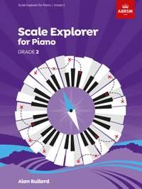 Scale Explorer for Piano, Grade 2