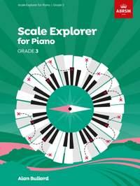 Scale Explorer for Piano, Grade 3