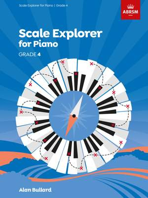 Scale Explorer for Piano, Grade 4 Product Image