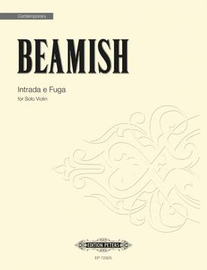 Beamish, Sally: Intrada e Fuga