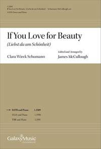 James McCullough: If You Love for Beauty