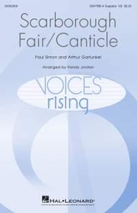 Art Garfunkel_Paul Simon: Scarborough Fair/Canticle