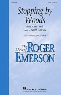 Roger Emerson: Stopping by Woods