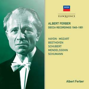 Albert Ferber: Decca Recordings 1945-1951 Product Image