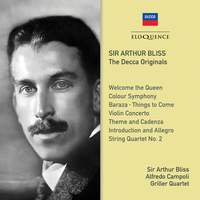 Sir Arthur Bliss: the Decca Originals