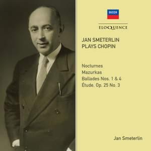 Jan Smeterlin Plays Chopin