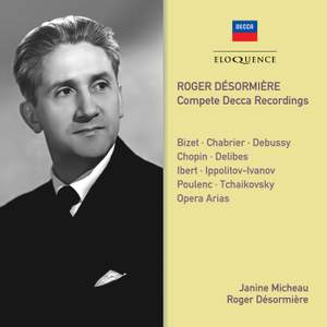 Roger Desormiere: The Decca Recordings
