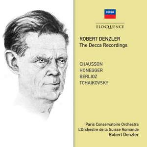 Robert Denzler: the Decca Recordings
