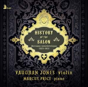 History of the Salon - Morceaux Caractristiques, 1823 - 1913