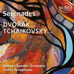 Dvořák & Tchaikovsky: Serenades Product Image