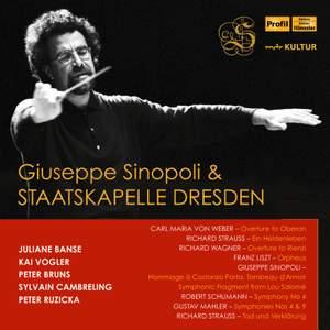 Giuseppe Sinopoli & Staatskapelle Dresden Product Image