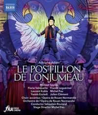 Adam: Le Postillon de Lonjumeau (Blu-ray)