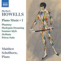 Howells: Piano Music 1
