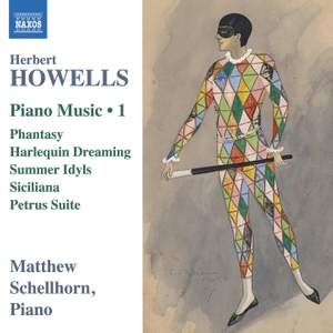 Howells: Piano Music 1