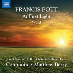 Francis Pott: At First Light; Word Product Image