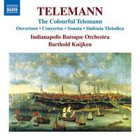 Telemann: The Colourful Telemann