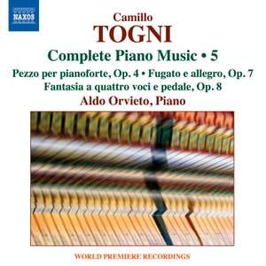 Togni: Piano Sonatas Vol.5