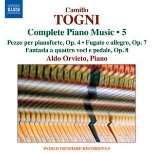 Togni: Piano Sonatas Vol.5