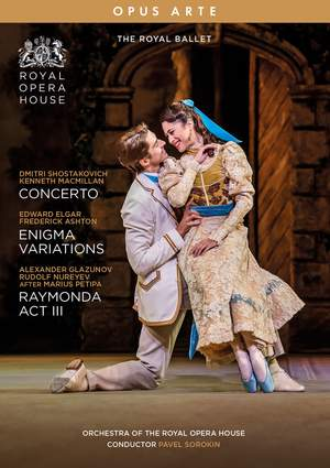 Concerto, Enigma & Raymonda Product Image