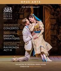Concerto, Enigma & Raymonda