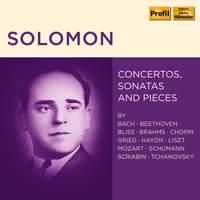 Solomon - Concertos, Sonatas & Pieces