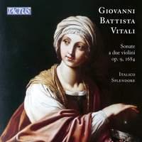 Vitali: Sonatas for 2 violins, Op. 9, 1684