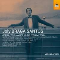 Joly Braga Santos: Chamber Music, Vol. 2
