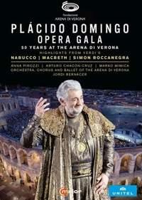 Placido Domingo - Opera Gala (Blu-ray)