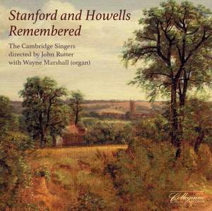 Stanford and Howells: Remembered Product Image