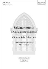 Palestrina: Salvator mundi
