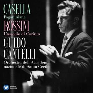 Casella: Paganinia, Op. 65 - Rossini: L'assedio di Corinto Product Image